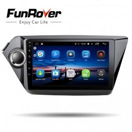 7879.3 руб. 29% СКИДКА|Funrover 2din Автомобильная dvd навигационная Система 9