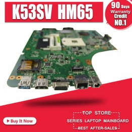 2958.44 руб. |Оригинальный Материнская Плата Ноутбука K53SV REV: 3.0 3.1 2.3 2.1, Пригодный Для ASUS K53S A53S X53S P53S Ноутбук 1GB ноутбук  материнские платы-in Материнские платы from Компьютер и офис on Aliexpress.com | Alibaba Group