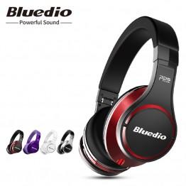 2688.89 руб. 35% СКИДКА|Bluedio UFO  Bluetooth наушники высокого класса из натуральной  запатентованы 8 динамиков 3D звука  с Алюминим сплавом наскладные беспроводная гарнитурs-in Наушники и гарнитуры from Бытовая электроника on Aliexpress.com | Alibaba Group
