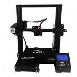 16968.93 руб. |Creality3D Ender 3 3D принтеры v слот Prusa I3 DIY 3D принтеры комплект 220*220*250 мм с MK10 экструдер 1,75 мм 0,4 мм сопла печати-in 3D принтеры from Компьютер и офис on Aliexpress.com | Alibaba Group