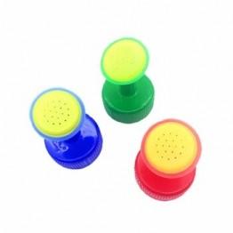 8 шт., пластиковая насадка для полива бутылок из ПВХ, диаметр 28 мм