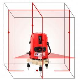 5356.09 руб. |KaiTian 5 линейный лазерный уровень батареи Professional Red Laser 360 вертикальный горизонтальный 635nm самонивелирующий кросс луч Lazer Level Tool-in Лазерные уровни from Орудия on Aliexpress.com | Alibaba Group