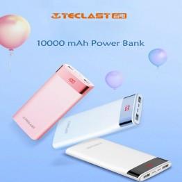 1929.71 руб. |Teclast T100UF power Bank 10000 мАч ультратонкое портативное мобильное зарядное устройство Внешняя батарея для телефона для Iphone 8 X Быстрая зарядка-in Внешний аккумулятор from Мобильные телефоны и телекоммуникации on Aliexpress.com | Alibaba Group