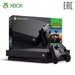 Игровая консоль Xbox One X 1 ТБ + игра Player Unknown's Battlegrounds (PUBG) в комплекте-in Игровые консоли from Электроника on Aliexpress.com | Alibaba Group