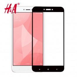 117.68 руб. 10% СКИДКА|H&A 9H Protective Full Cover Tempered Glass For Xiaomi Redmi 4 4X 4A 16G 32G Screen Protector For Redmi 4X 4A Glass Film-in Защита экрана телефона from Мобильные телефоны и телекоммуникации on Aliexpress.com | Alibaba Group