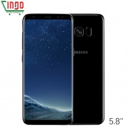 US $281.82 23% OFF|Original Samsung Galaxy S8 SM G950F 4G LTE Mobile phone 64GB 5.8 Inch Single Sim 12MP 3000mAh S series Smartphone-in Cellphones from Cellphones & Telecommunications on Aliexpress.com | Alibaba Group