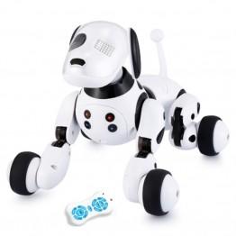 1959.1 руб. 38% СКИДКА|DIMEI 9007A робот Собака электронная собака умная собака Робот игрушка 2,4 г умный беспроводной говорящий пульт дистанционного управления детский подарок на день рождения-in Электронные домашние животные from Игрушки и хобби on Aliexpress.com | Alibaba Group