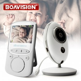 US $44.45 15% OFF|Wireless LCD Audio Video Baby Monitor VB605 Radio Nanny Music Intercom IR 24h Portable Baby Camera Baby Walkie Talkie Babysitter-in Baby Monitors from Security & Protection on Aliexpress.com | Alibaba Group
