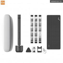 624.56 руб.  Xiaomi Wowstick 1FS 1F + 1F Pro мини лития электрический отвертка сплава 3 светодиодный свет аккумуляторная батарея Мощность с 56 бит-in Умный пульт управления from Бытовая электроника on Aliexpress.com   Alibaba Group