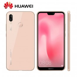 US $231.99 |Global Rom Huawei P20 Lite Nova 3e 4/128GB Face ID Fingerprint Full View Screen 24MP Front camera 4G LTE Mobile Phone-in Cellphones from Cellphones & Telecommunications on Aliexpress.com | Alibaba Group