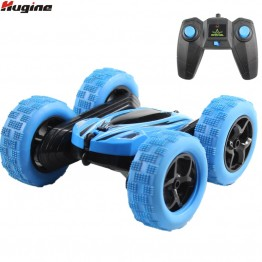US $17.33 49% OFF|Hugine RC Car 2.4G 4CH Stunt Drift Deformation Buggy Car Rock Crawler Roll Car 360 Degree Flip Kids Robot RC Cars Toys for Gifts-in RC Cars from Toys & Hobbies on Aliexpress.com | Alibaba Group