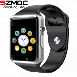 US $10.1 49% OFF|SZMDC A1 Smart Watch With Passometer Camera SIM TF Card Call Smartwatch For Xiaomi Huawei HTC Android Phone Better Than Y1 DZ09-in Smart Watches from Consumer Electronics on Aliexpress.com | Alibaba Group
