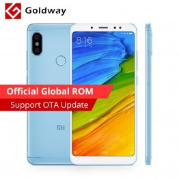 € 126.7  Original Xiaomi Redmi Note 5 Snapdragon 636 Octa Core 3 GB RAM 32 GB ROM Dual AI 4000 mAh Cámara 5,99