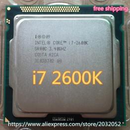 5504.58 руб. |Четырехъядерный процессор Intel Core i7 2600 K 8 M/3,4G/95 W 5GT/s SR00C LGA 1155, i7 2600K, бесплатная доставка-in ЦП from Компьютер и офис on Aliexpress.com | Alibaba Group
