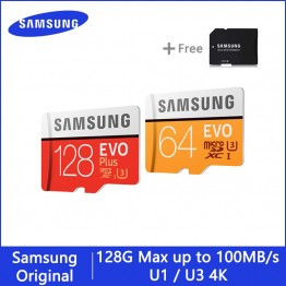 US $3.76 54% OFF|SAMSUNG EVO Micro SD 128GB 32GB 64GB 256GB 512GB U1 U3 Micro SD Card Memory Card 32 64 128 GB Flash Card SD/TF MicroSD for Phone-in Micro SD Cards from Computer & Office on Aliexpress.com | Alibaba Group