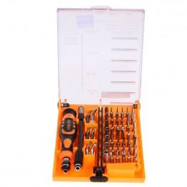 JAKEMY 52 в 1 ноутбук Отвёртки набор профессиональных ремонт ручной инструмент комплект для мобильного телефона компьютер электронная модель DIY ремонт купить на AliExpress