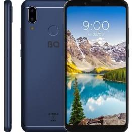 Купить Смартфон BQ 6035L Strike Power MAX синий по низкой цене с доставкой из маркетплейса Беру