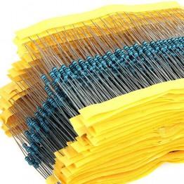 125.57 руб. 8% СКИДКА|1 упаковка 300 шт 10 1 M Ом 1/4 Вт Сопротивление 1% металлического пленочного переменный резистор Ассортимент Комплект 30 видов каждый 10 шт в наборе, бесплатная доставка-in Резисторы from Электронные компоненты и принадлежности on Aliexpress.com | Alibaba Group