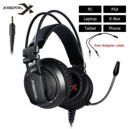 US $21.43 33% OFF|XIBERIA V10 PC Gamer Bass Headset gaming for PS4 New xbox one Gaming Headphones With Microphones LED Light Computer Game headset-in Headphone/Headset from Consumer Electronics on Aliexpress.com | Alibaba Group