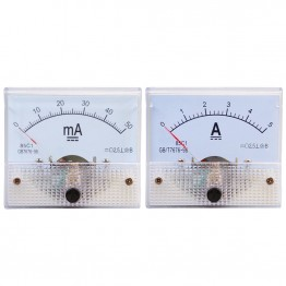 191.32 руб. 16% СКИДКА|Измеритель тока постоянного тока 5A/10A/15A/20A/30A/50A/75A/100A Аналоговый Амперметр Панель измеритель тока-in Измерители тока from Орудия on Aliexpress.com | Alibaba Group