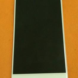 1913.78 руб. 9% СКИДКА|Используется оригинальный ЖК экран + сенсорный экран + рамка для UMI Super MTK6755 Octa Core 5,5