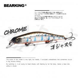 385.26 руб. 27% СКИДКА|Bearking 11 см 17 г Магнитная весовая система длинное литье новая модель рыболовные приманки жесткая наживка погружение 0,8 1,2 м качество воблеры гольян-in Наживка from Спорт и развлечения on Aliexpress.com | Alibaba Group