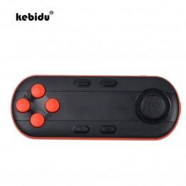 156.76 руб. 19% СКИДКА Kebidu bluetooth беспроводной мини контроллер геймпад джойстик смартфонов планшеты портативных ПК для ios Android купить на AliExpress