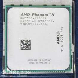 748.82 руб. |AMD Phenom II X3 720 комплексный широкополосный канал передачи данных Core Процессор процессор 2,8 ГГц/6 м/95 Вт/2000 ГГц Socket am3 am2 + 938 pin-in ЦП from Компьютер и офис on Aliexpress.com | Alibaba Group