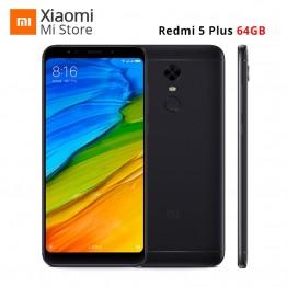 9334.85 руб. |Глобальный Встроенная память Xiaomi Redmi 5 плюс 4 GB Оперативная память 64 Гб Встроенная память смартфон 5,99