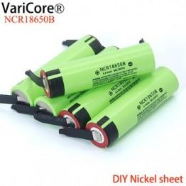 Литиевый аккумулятор NCR18650B 3400 мАч