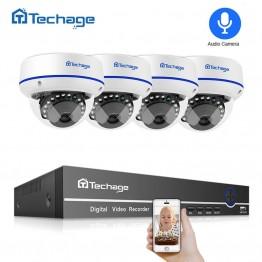 11025.11 руб. 57% СКИДКА 4CH 1080 P PoE камера безопасности CCTV система 4CH 2.0MP NVR комплект аудио запись звук Крытый Купол IP камера P2P видео набор для наблюдения-in Система наблюдения from Безопасность и защита on Aliexpress.com   Alibaba Group