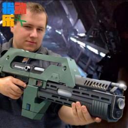 928.88 руб.  Бесплатная доставка 1:1 масштаб Alien 3 оружия M41 pulse rifle 3 d бумажная модель DIY игрушки для подарок на Новый год-in Модели для сборки from Игрушки и хобби on Aliexpress.com   Alibaba Group