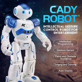 1745.9 руб. 30% СКИДКА|RC Интеллектуальный робот программирования Дистанционное управление робот игрушка двуногий робот гуманоид для Для детей подарок на день рождения робот собака собака робот робот электронный интерактивные игрушки-in Электронные домашние животные from Игрушки и хобби on Aliexpress.com | Alibaba Group