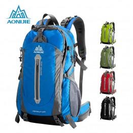 2979.04 руб. |AONIJIE Открытый Спорт кемпинг сумки на плечо путешествия рюкзак велосипедный туризм сумки непромокаемые рюкзаки 40L 50L купить на AliExpress