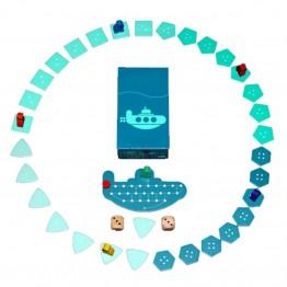441.8 руб. 32% СКИДКА Deep Sea Adventure настольная игра 2 6 игроков Семья/вечерние лучший подарок для детей смешная английская игра-in Настольные игры from Спорт и развлечения on Aliexpress.com   Alibaba Group