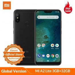 8580.12 руб. 22% СКИДКА|Глобальная версия Xiaomi Mi A2 Lite 3 GB 32 GB мобильный телефон 5,84 ''полный экран Snapdragon 625 12MP двойная камера Android One Android8.1-in Мобильные телефоны from Мобильные телефоны и телекоммуникации on Aliexpress.com | Alibaba Group