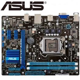 2801.84 руб. |Asus P8H61 M LX3 плюс R2.0 рабочего Материнская плата H61 разъем LGA 1155 i3 i5 i7 DDR3 16G uATX UEFI BIOS оригинальный использовать платы-in Материнские платы from Компьютер и офис on Aliexpress.com | Alibaba Group