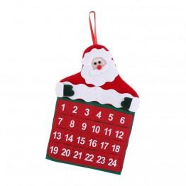 147.84 руб. 28% СКИДКА|2017 Рождественский Адвент календарь милый Санта Клаус отец дизайн рождественские украшения дома Рождественский искусственный корабль висящий орнамент-in Новогодние шоколадные календари from Дом и сад on Aliexpress.com | Alibaba Group