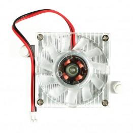 78.72 руб. 15% СКИДКА|2 Pin 40 мм ПК GPU VGA Видео карта радиатора Вентилятор охлаждения Замена 12 В 0.10A купить на AliExpress