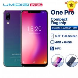 US $139.99 25% OFF|UMIDIGI One Pro Global Band 5.9
