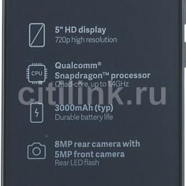 Купить Смартфон XIAOMI Redmi Go 8Gb,  черный в интернет-магазине СИТИЛИНК, цена на Смартфон XIAOMI Redmi Go 8Gb,  черный (1127640) - Москва