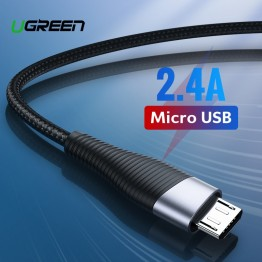 US $2.44 32% OFF|Ugreen Fast Charge Micro USB Cable for Xiaomi Redmi Note 5 Pro 4 Andriod Mobile Phone Charger Data Cable for Samsung S7 USB Cord-in Mobile Phone Cables from Cellphones & Telecommunications on Aliexpress.com | Alibaba Group