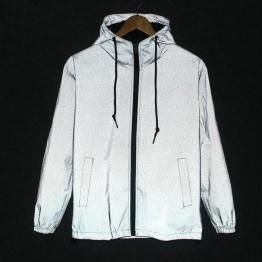 1117.64 руб. 15% СКИДКА|Модная куртка Для мужчин 3м Reflective скейтборды Треугольники ветрозащитный плащ верхняя одежда, пальто-in Куртки from Мужская одежда on Aliexpress.com | Alibaba Group