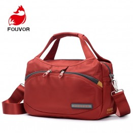 1541.68 руб. 49% СКИДКА Fouvor бренд женские повседневные сумки мессенджеры Сумка водонепроницаемая Мужская поясная сумка Оксфорд молния сумка через плечо для мужчин дропшиппинг on Aliexpress.com   Alibaba Group