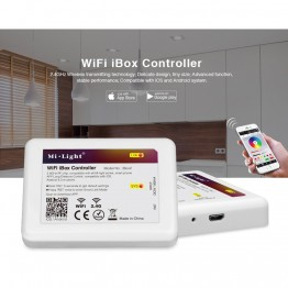 US $21.41 | Mi Light WiFi iBox LED Controller 2.4G Wireless rgb IOS Andriod APP Controller For MiLight RGBW rgb cct LED Bulb Strip Light21.-in RGB Controlers from Lights & Lighting on Aliexpress.com | Alibaba Group