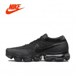 Оригинальный Новое поступление Официальный Nike Air VaporMax быть правдой Flyknit дышащая Для мужчин кроссовки спортивные кроссовки купить на AliExpress