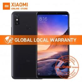 15698.66 руб. |Глобальная версия Xiaomi Mi Max 3 4 Гб 64 Snapdragon 636 Octa Core 6,9 дюймов 18:9 полный экран 5500 мАч QC 3,0 двойной камера смартфон-in Мобильные телефоны from Мобильные телефоны и телекоммуникации on Aliexpress.com | Alibaba Group
