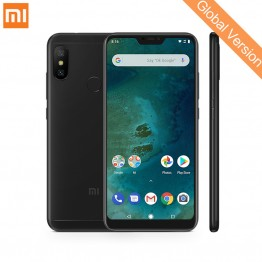 9860.8 руб. |Xiaomi Mi A2 Lite 3 ГБ 32 ГБ Глобальный Версия мобильных телефонов 5,84
