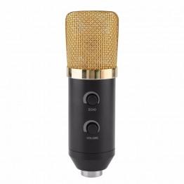 895.75 руб. |5 шт./компл. MK F100TL конденсаторный звук Запись говорящая Речь микрофон независимая аудио Карта Бесплатная микрофон со штативом купить на AliExpress