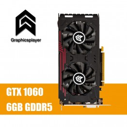 US $399.0 |Graphics Card GTX1060 6GB 192BIT GDDR5 NVIDIA GeForce PC Gaming Video card -in Graphics Cards from Computer & Office on Aliexpress.com | Alibaba Group